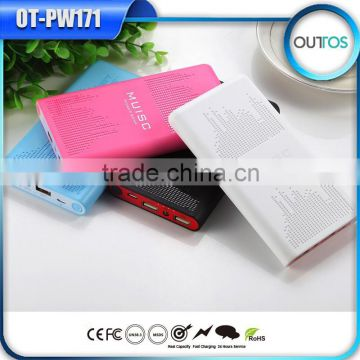 Music 10000mAh Power Bank Online Shopping AA Battery Charger