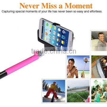 Z07-5 Self Extendable Palo Selfie Stick Monopod Bluetooth for iPhone Samsung Android Monopad Tripe Monope Para Mono pod Gopole