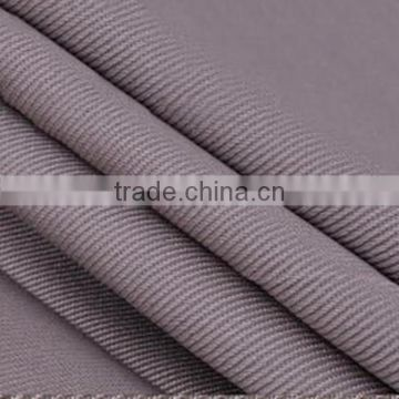 High quality dyed polycotton 80/20 twill fabric, polycotton fabric 21/21 ne for clothes