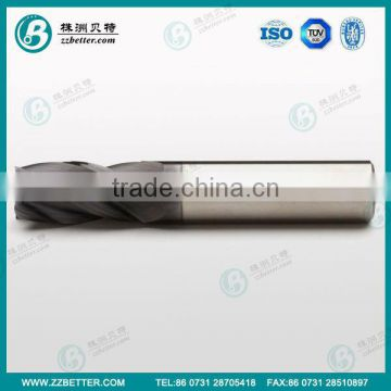 good price carbide end mill/ mill cutter