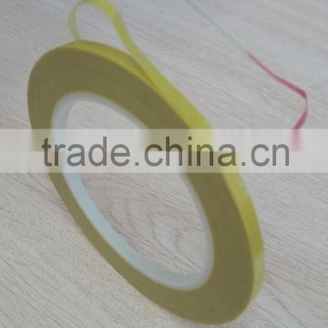 High temperature double sided glass cloth tape