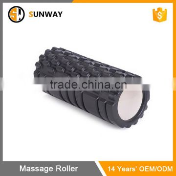 Keep Fit Deep Massage Hollow Eva Foam Roller