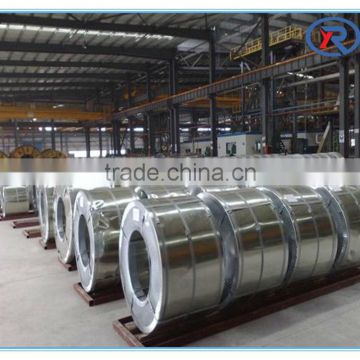 Zinc coating 40-160g/m2 top quality Low price Galvanized Steel coil