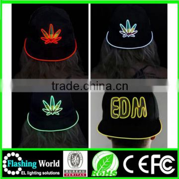 goods of every description are available. attractive fashion custom logo flashing hats