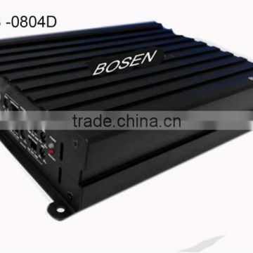 OTG class Digital 4 way Amplifier LB -OTL 0804D