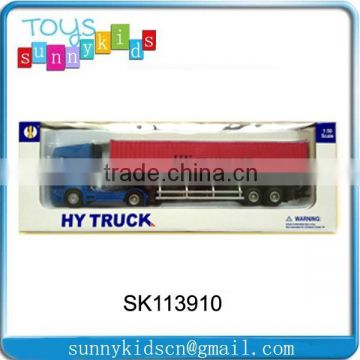 Wholesale diecast model car container car