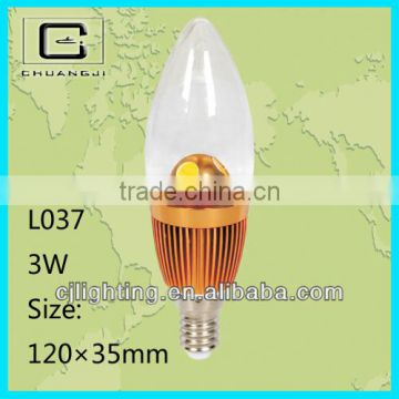 3W 210lm E14 LED Bulb Light