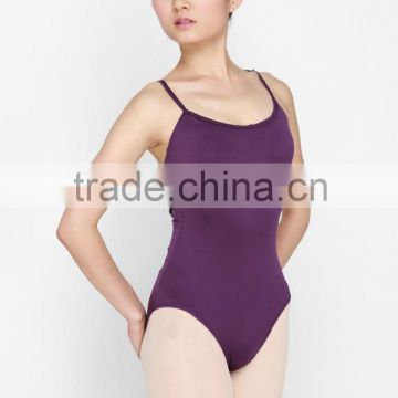 D005521 Women sexy leotard yoga shiny leotard thong bodycon jumpsuit