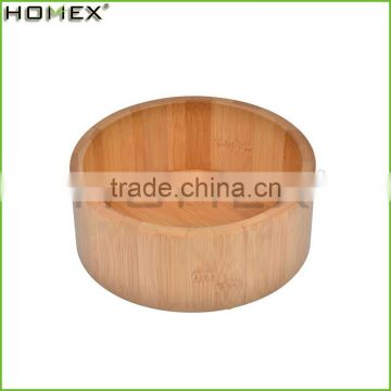 2017 Hot Sale Bamboo Salad Bowl/Homex_Factory