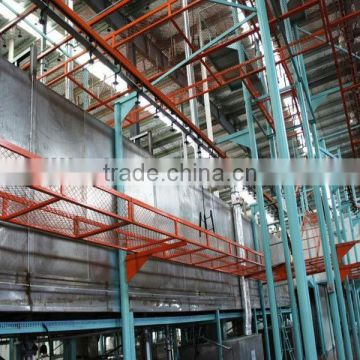 2013 New Arrival Environmental Health Electrostatic Powder Coating Line
