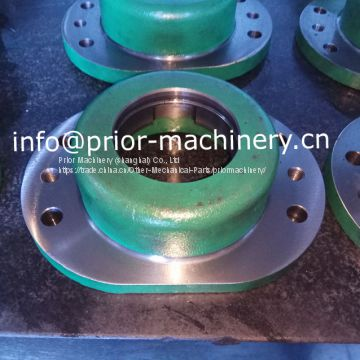 Casting bearing housing with high precision