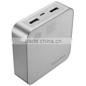 New power bank bank vaults for sale 10400mah for iphone6