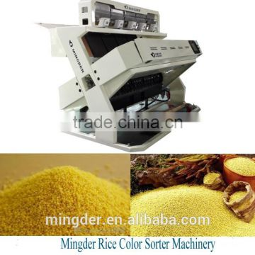 Small Rice CCD Color Sorter for sale with best price