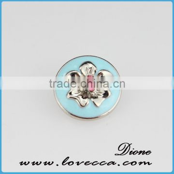 New arrival !!! Hot sale fashion DIY jewelry 18mm metal button badge