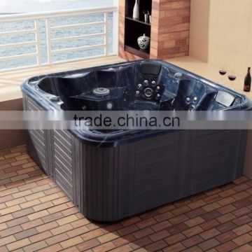 Outdoor whirlpool spa for 5 people Model WS-092C (CE,SAA,ETL)