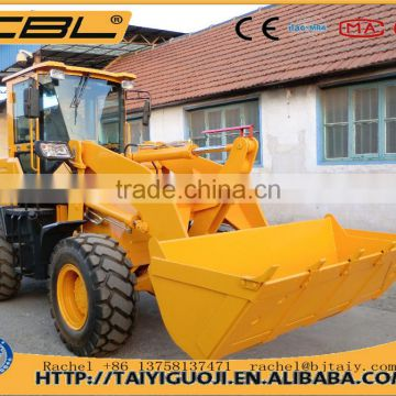 ZL-910 1000kg small wheel loader 4 wheel buggy for sale