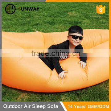 2016 The Most Popular Inflatable Sofa Portable Sleeping Bag