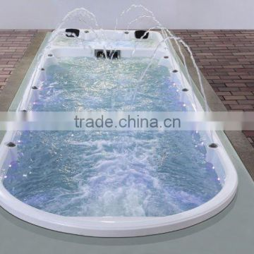 8 meters swiming spa hot tub