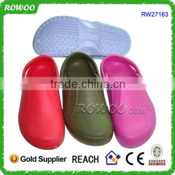 Mens EVA clogs anti slip cheap new medical nursing clog shoes