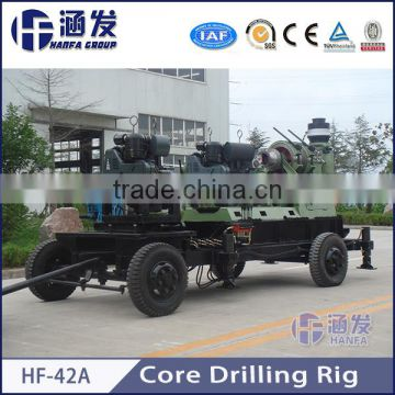 Hanfa core drilling rig HF-42A