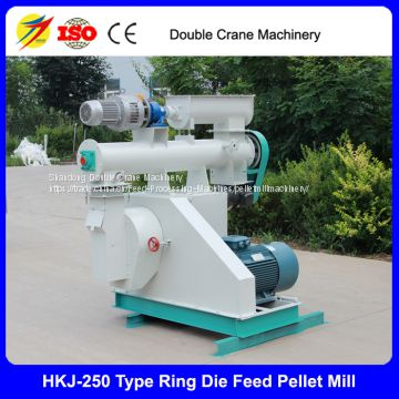 Poultry Feed Pellet Machine 1-1.5t/h