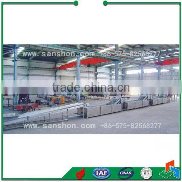 Fruit Vegetable Dehydrated Processing Line