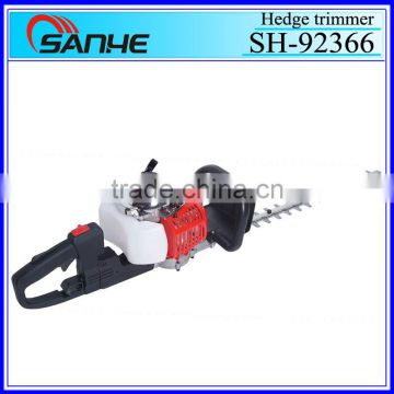 Garden tools gasoline hedge trimmer with CE/EMC/GS