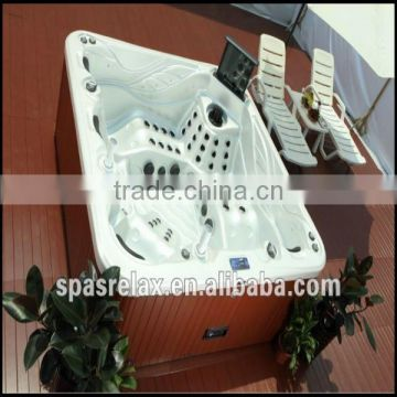 Massage swimming spa/sex spa body massage oil candle/full-body steam bath spa beauty equipment