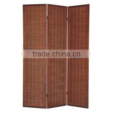 Brief style room divider screen