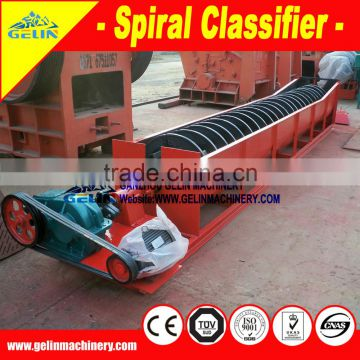Asian helical sand washer from gravity professional manufacturer