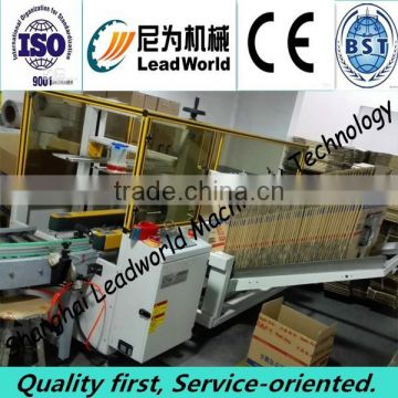 Factory direct selling carton unpacking machine,enchasing machine