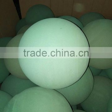 Wholesale Wet Floral Foam Balls , Spherical Shape of Floral Foam