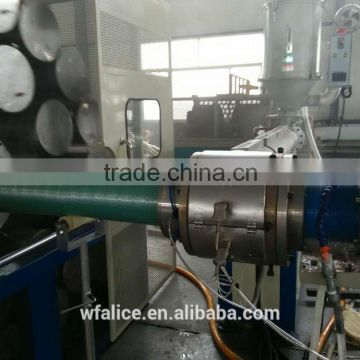 Single Screw Extruder for plastic pipe,profile and granules
