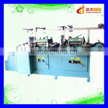 CH-320 Self Adhesive Electronic Label Flatbed Die Cutting Machine