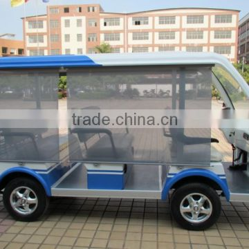 superior quality best price smart electric golf buggy shuttle bus