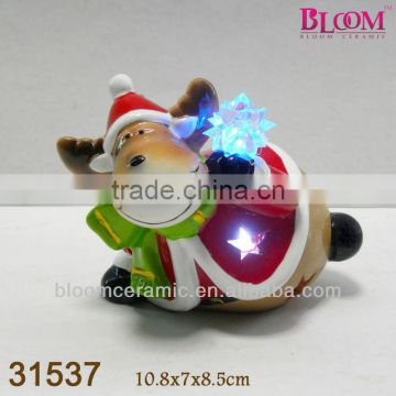2013 New item outdoor christmas reindeer decorations