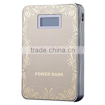 FACTORY SUPPLY!! 8000mAh power bank with lcd digital display Walmart Supplier
