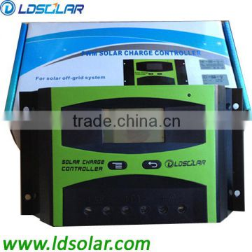 solar controller 30A 12/24V PWM with LCD screen