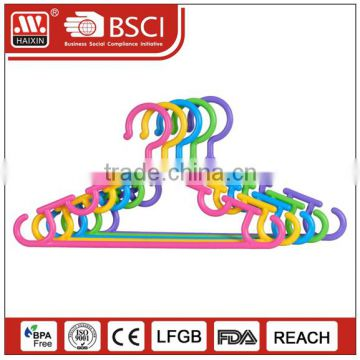 Hot sale plastic clothes hanger