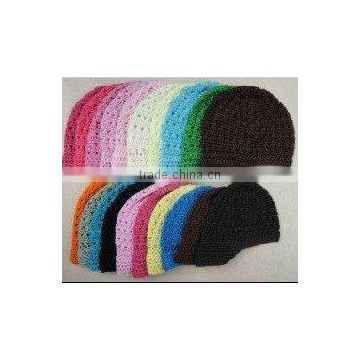 Infant Toddler Crochet Beanie