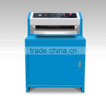 metal plates embossing machine