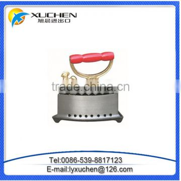 1.8kg Cock brand cast iron charcoal iron with low price to Dubai