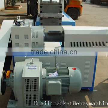 Plastic Machine Water Ring Pelletizing Recycling Extruder