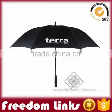 27 inch top quality promotional logo printed golf umbrella