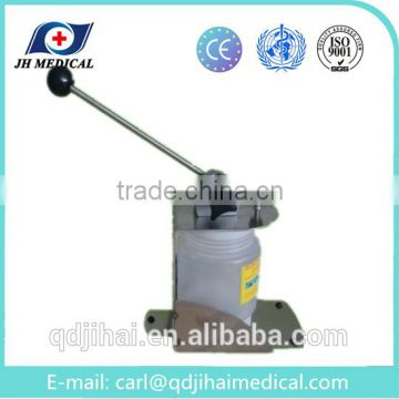 High quality manual stainless steel Syringe Hub Cutter