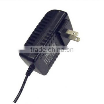 Wholesale! 12V 1A US Power Adapter 12W Charger 12V Wall mount power supply with UL CE FCC listed