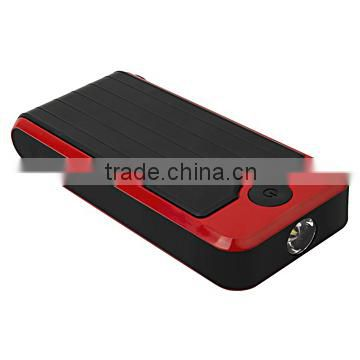 12000mAh Multi funcation car jump starter power bank