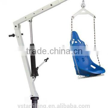 Pool lift with seat SPA Lift Pool Hoist