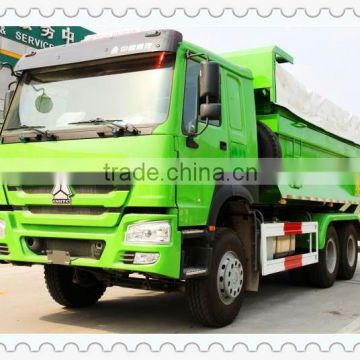 Brand new 6*4 for sale dump truck city style Sinotruk HOWO