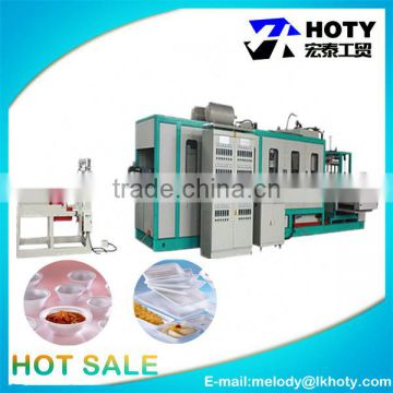 PS Foam Plate Take Away Food Container Making Machine